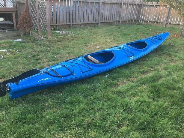  Log In needed $800 · Necky Amaruk Tandem Kayak