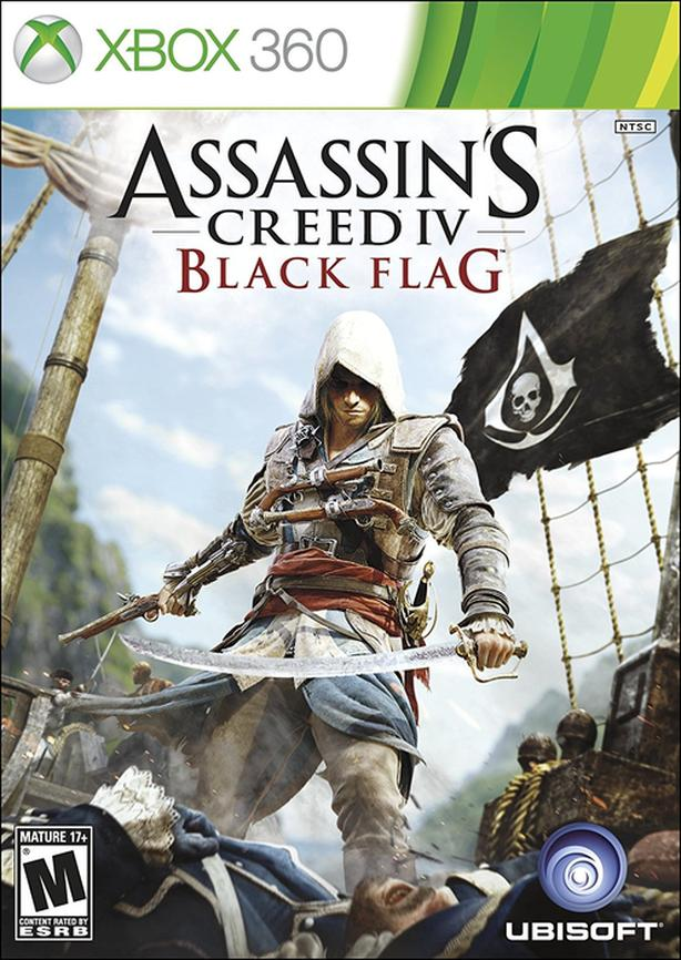Assassin's Creed Black Flag (Xbox)