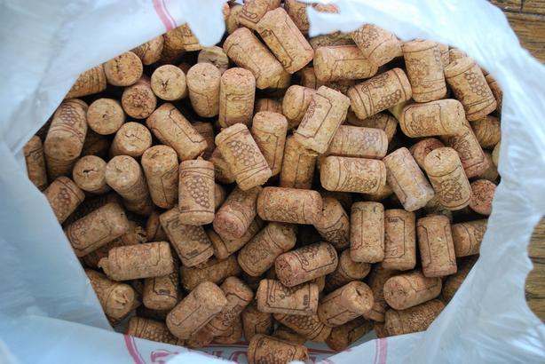 FREE: Used Wine Corks