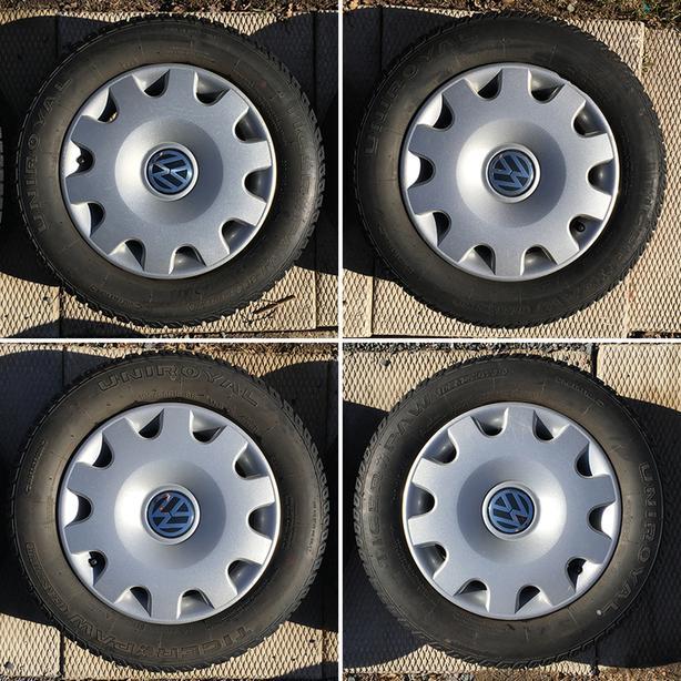 Jetta/Golf (1999-2005) Winter Rims/Tires