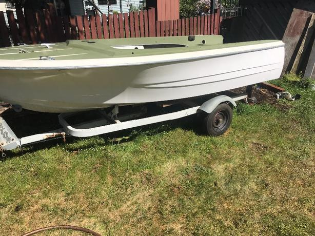 FREE:  kc thermoglass boat