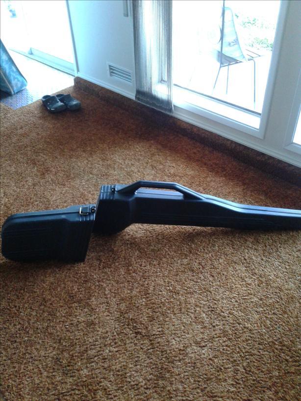ATV Rifle boot