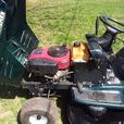 Craftsman ride on lawnmower