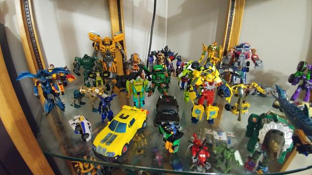 Large Transformers Toy Collection for Sale!  [Updated Photos - May 14]