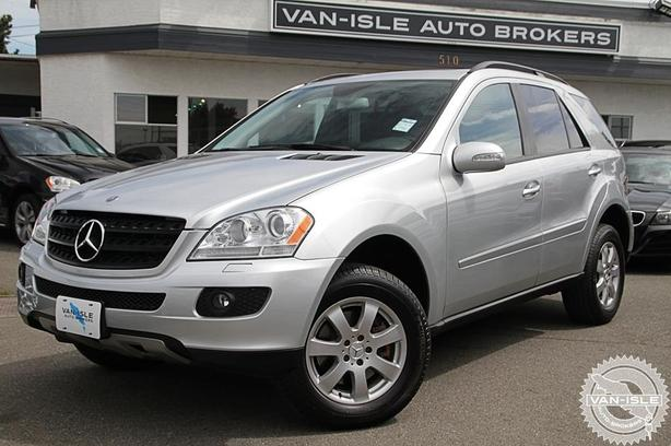 2006 Mercedes-Benz ML350 82,000KM
