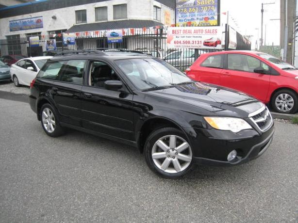 2008 SUBARU OUTBACK LIMITED