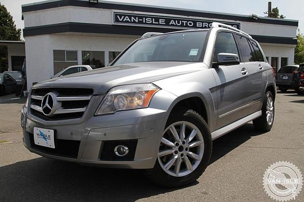 2010 MERCEDES-BENZ GLK-CLASS 4MATIC 4DR GLK350