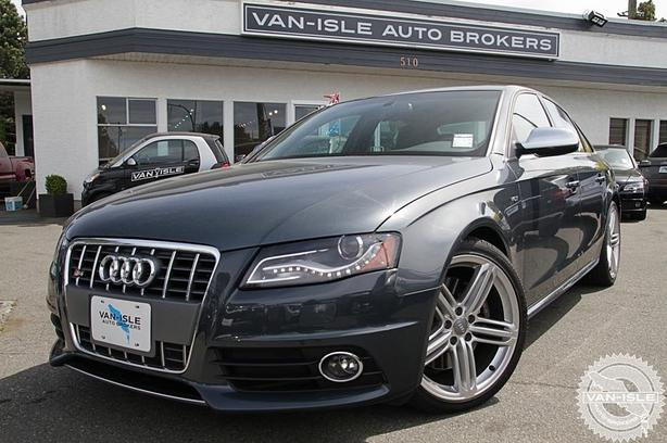 2010 Audi S4 with only 19,000KM