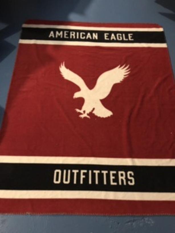 American Eagle blanket, New
