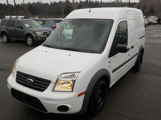 2012 Ford Transit Connect XLT Cargo Van