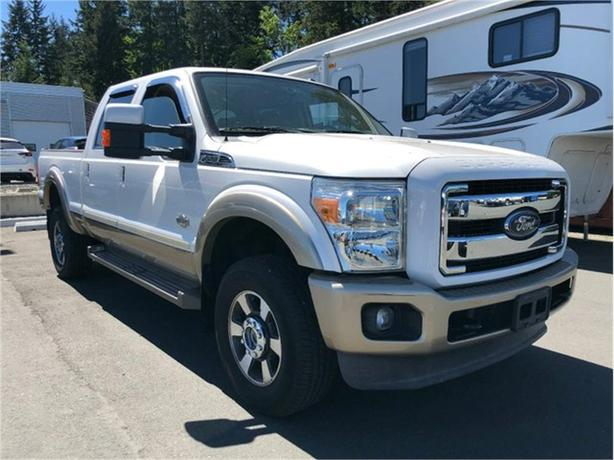 2013 Ford F-350 F350 SUPER DUTY