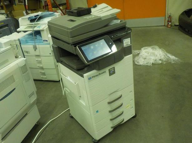 Sharp MX-M465 Monochrome Photocopier