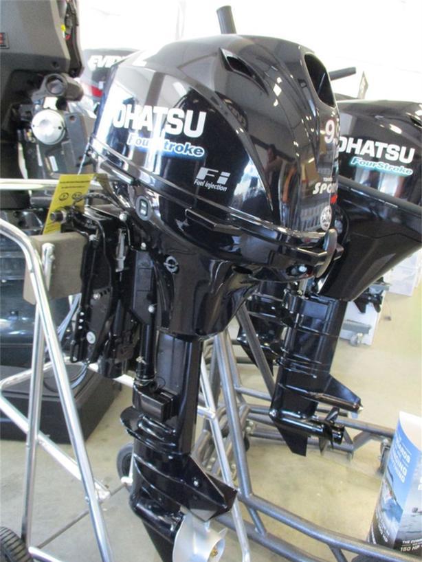 2018 Tohatsu MFS9.9EEPTL-T -