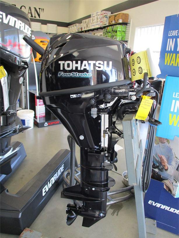 2018 Tohatsu MFS9.8BEFL-T -