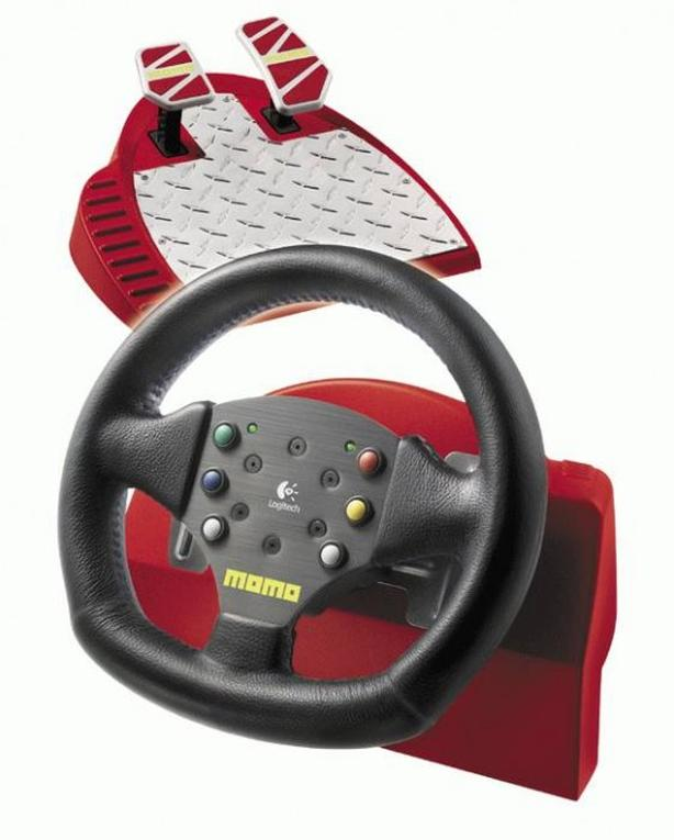 1f222fa4719 Logitech Momo Force racing wheel and pedals Saanich, Victoria