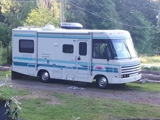  Log In needed $10,500 · Itasca Winnebago Motorhome