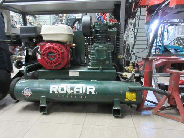 Rolair Compressor  **Money Maxx**