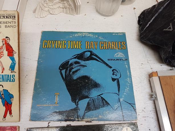 24 Vinyl Records