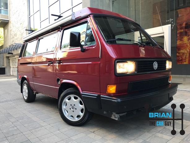 1988 Volkswagen Vanagon Westfalia