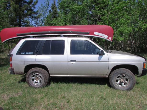 FOR-TRADE: 4x4 pathfinder for vwjetta/golf or 4x4 worktruck