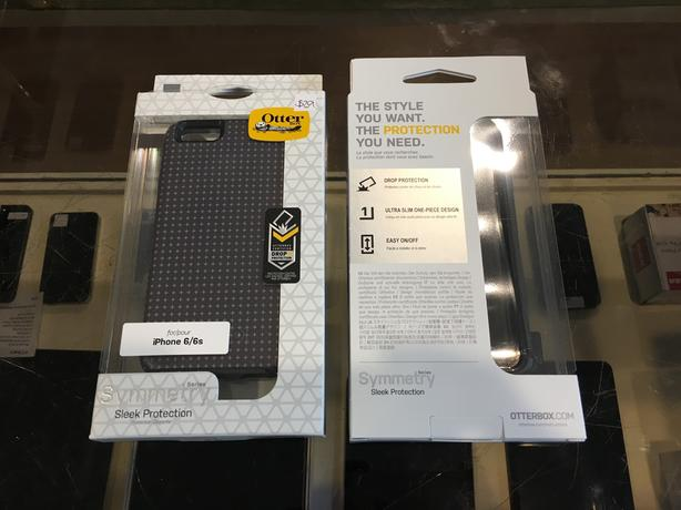 NEW OPEN BOX OtterBox Cases for iPhone 6/6S w/ Warranty!