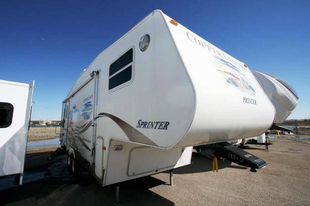 2005 Keystone Copper Canyon 252RLS - 1831U