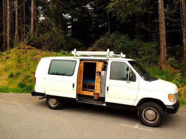Incognito Cedar Campervan