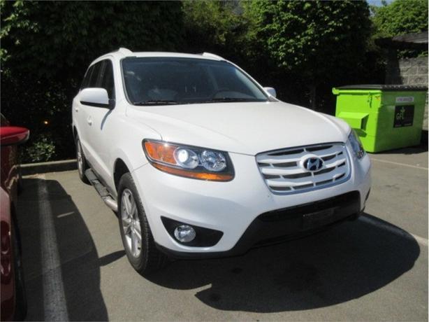 2010 Hyundai Santa Fe Sport AWD Accident Free Low Kilometers