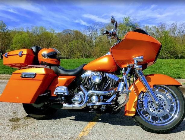 Harley Davidson 1999 Road Glide Touring Motorcycle