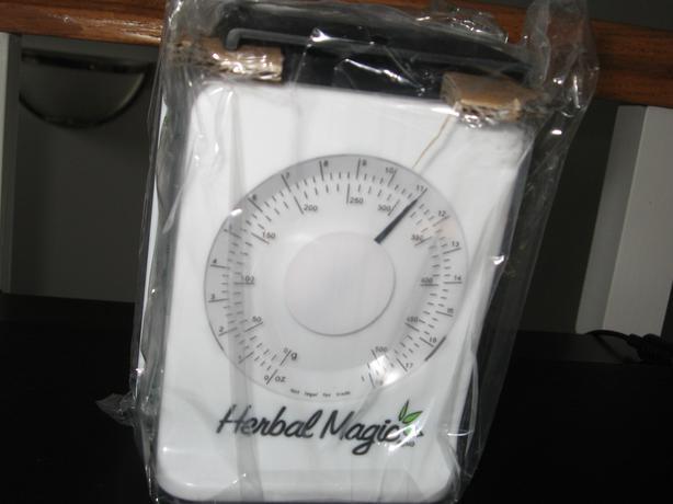 Herbal Magic Food Scale