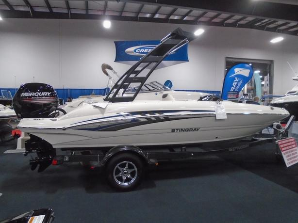 2018 Stingray 182SC Deck Boat For Sale  -STR099