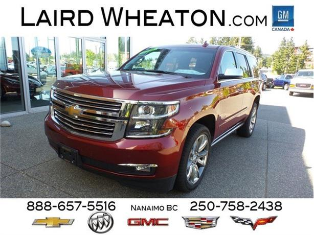 2016 Chevrolet Tahoe LTZ 4x4, Running Boards, Back-Up Camera