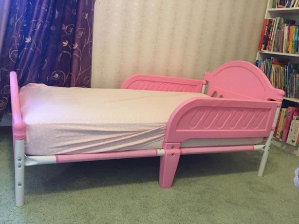 Toddler bed frame ONLY