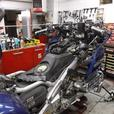 Experienced Service For All Honda Goldwings, ST1100 & ST1300