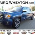 2015 GMC Sierra 1500 SLE 4x4 Gas, Back-Up Camera