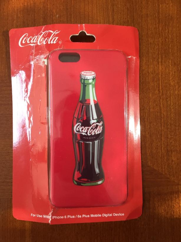 Coke iPhone 6 Plus case