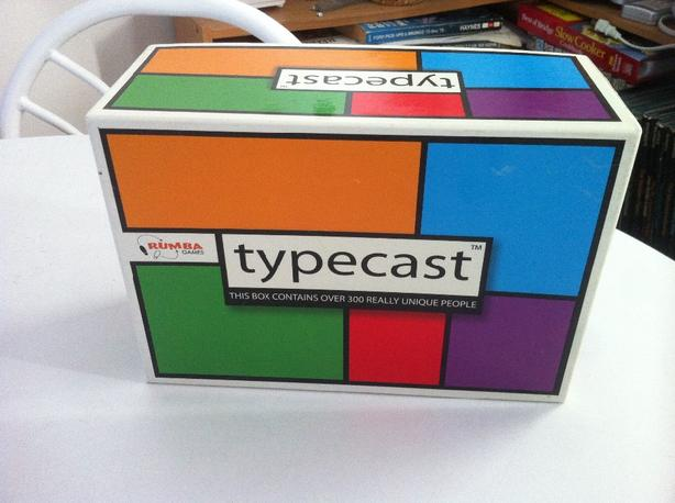 Typecast Guessing Game