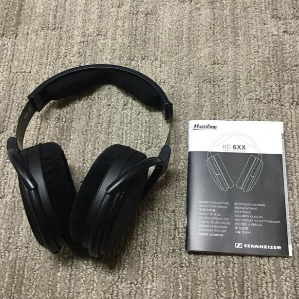 Sennheiser HD 6XX Reference Headphones, like new, mint condition