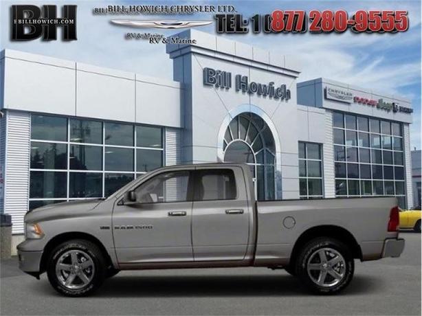 2011 Ram 1500 ST - Trailer Hitch - Air - $151.23 B/W