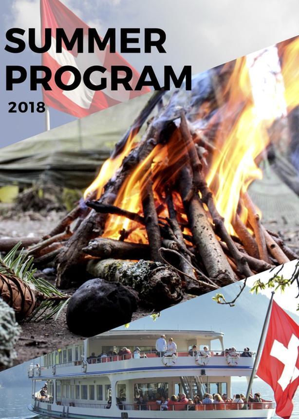 Summer Hospitality Program in Switzerland