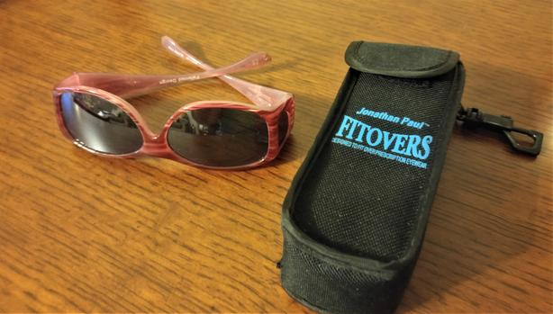 Designer Johnaton Paul 'Fitover' Sunglasses