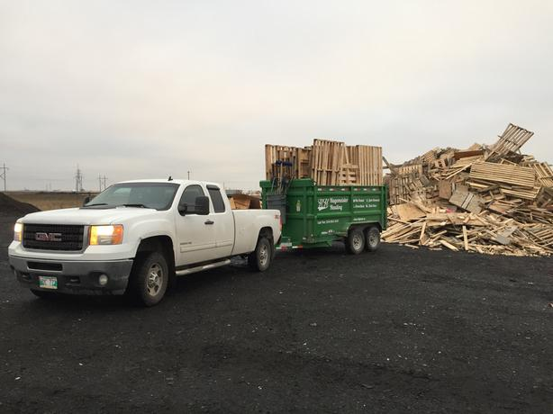 #1 Rated Junk Removal <> Hagemeister Hauling <> 204-963-5133