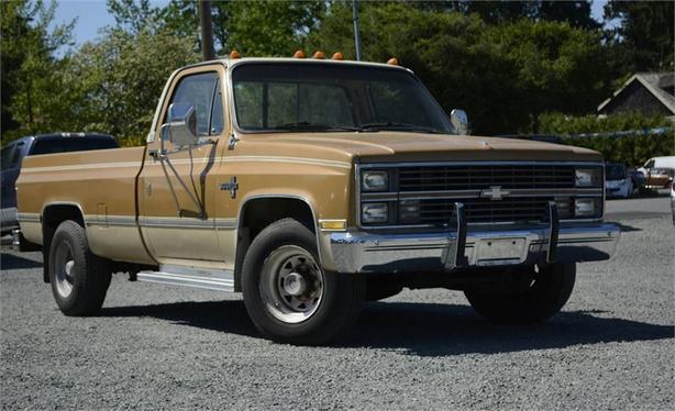 1984 Chevrolet Silverado 2500