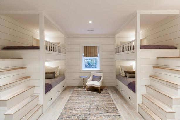 Rustic Shiplap Paneling and Ceiling - Victoria, BC