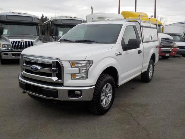 2015 Ford F-150 XLT 6.5-ft. Bed 4WD