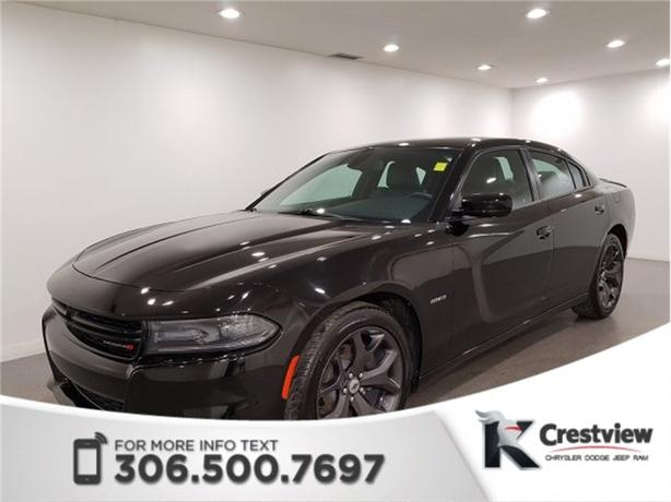 2017 Dodge Charger R/T | Leather | Sunroof | Navigation