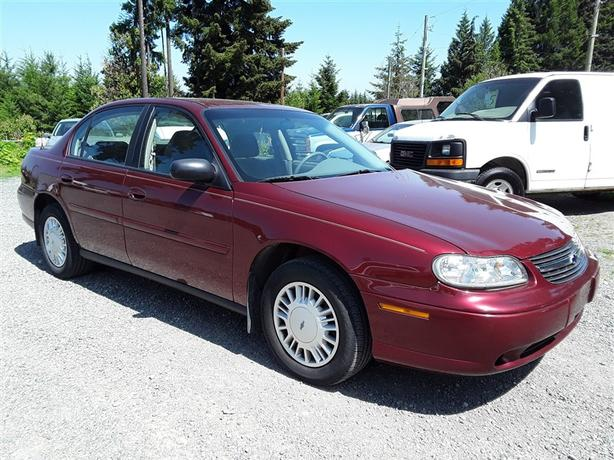 2003 Chevrolet Malibu, 6 cylinder FWD with under 200k km's!!!