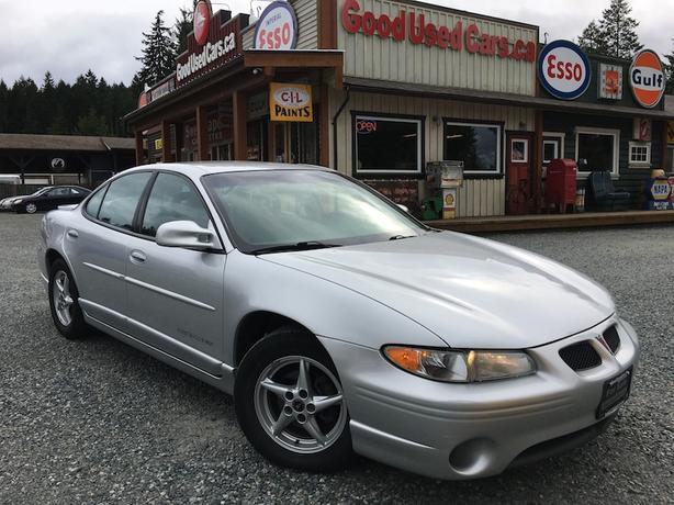 2003 Pontiac Grand Prix GT Only 87,000 KM!