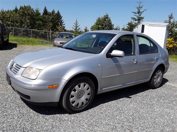 2005 VW Jetta GLS, 4 cylinder FWD with only 173k km's!!!!