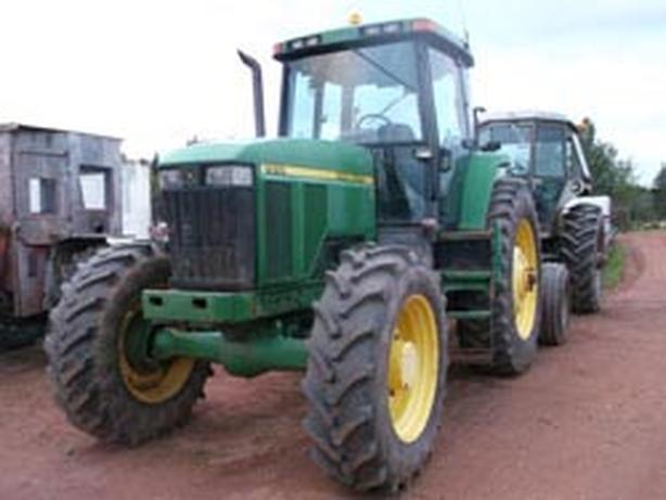 7610 JD Tractor